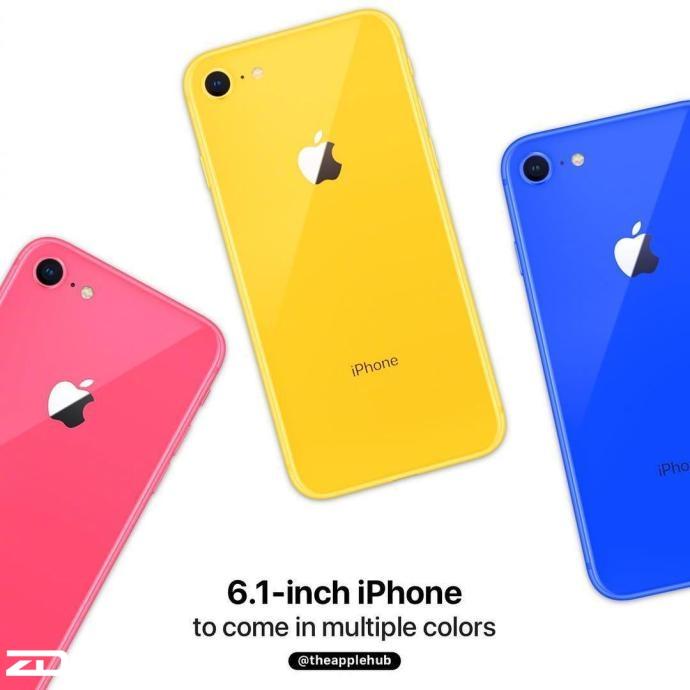再等等 新iPhone或将变得五颜六色 新MacBook Air也不远了