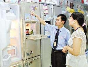 冰箱市场零售额四年来首增长 今年仍大有可为
