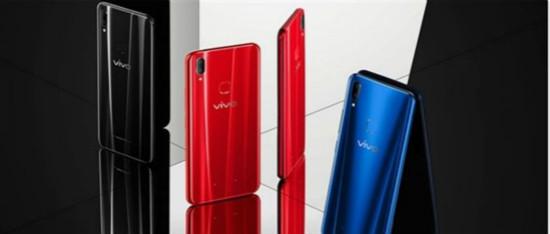 Vivo 发布神机Z1 今日预售售价千元