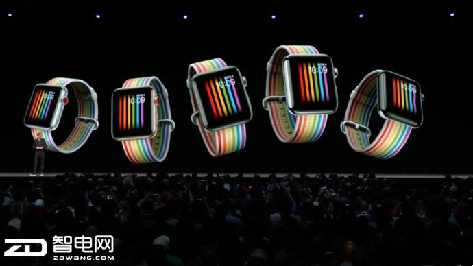 """侃哥:四大系统亮相WWDC 全新""""硬件""""专供Apple Watch"""