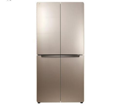 618全球年中购物节 六口之家选择TCL十字对开门冰箱