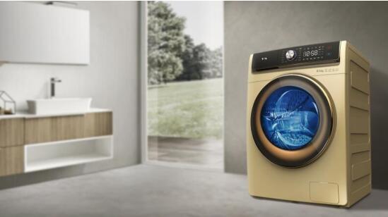 618选洗衣机 TCL让免污+真正成为健康生活的标配
