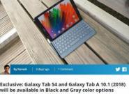 GalaxyTabS4要发布了! 我们看看配置