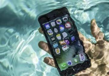 科技来电:手机如果进水 该如何解决?