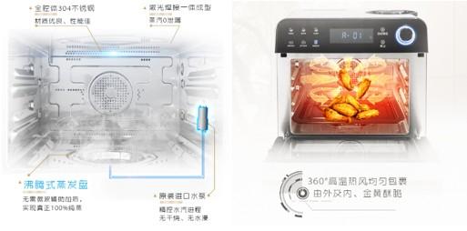惊喜连连!格兰仕R60蒸烤炉要掀起厨房革命?