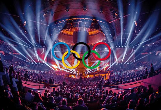 电子竞技论坛成立 用神舟玩电竞能进奥运会了?