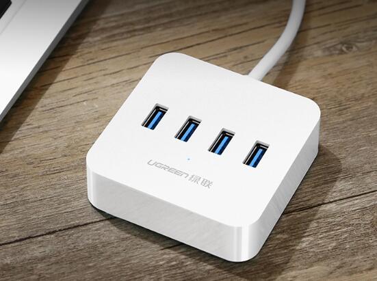 不受插孔来限制,USB分线器多口用处多