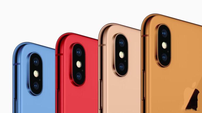侃哥:苹果也好色 2018款iPhone或不止五颜六色这么简单