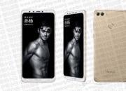 荣耀Note10跑分曝光 设计源自华为Mate10?