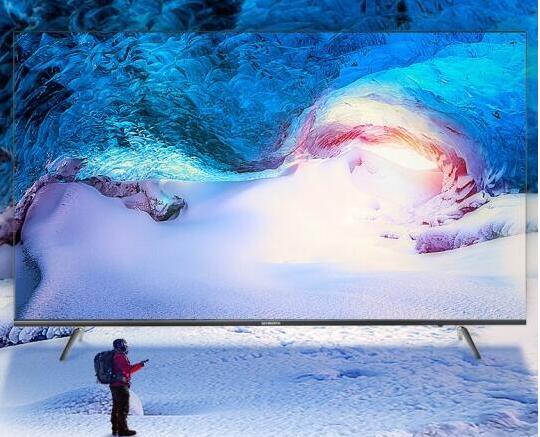 """真AI +全面屏+防蓝光 创维打造自己的55英寸""""三好""""电视"""