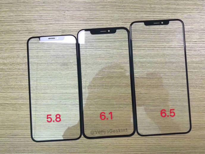 侃哥:三星Note9全球首碎;新iPhone三种规格屏幕面板曝光