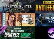 Steam公布了最近一周销售排名 精盾邀你一战
