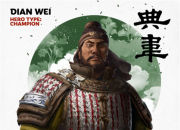 《全面战争:三国》公布武将 神舟战神已经安排上了!