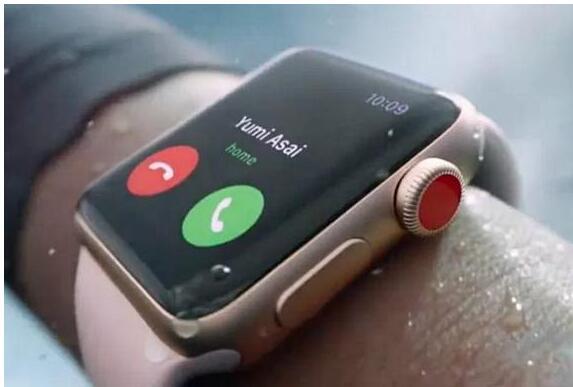 苹果Q2智能手表全球出货量为350万部 同比增长30%