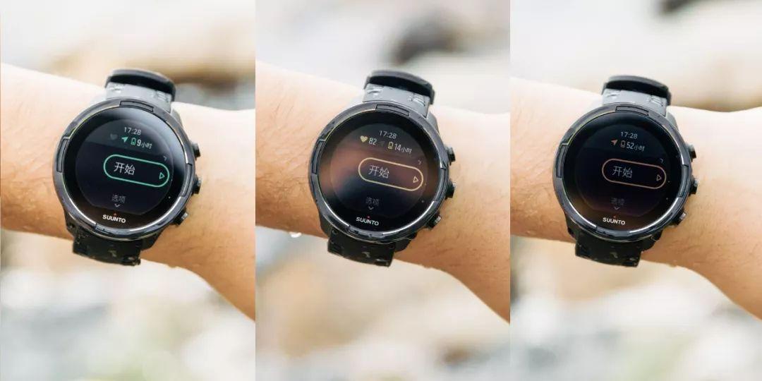 SUUNTO 9智能腕表:内含80种不同运动场景的超久续航智能腕表