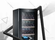 想要收藏葡萄酒  选购一台海尔WS171酒柜