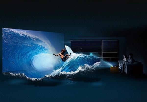 智能投影,传统电视,OLED普及之路