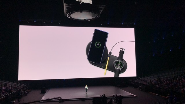 三星Note9发布会 主角光环弱 配角更抢戏