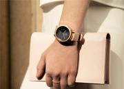 三星推出Galaxy Watch 续航惊人防尘放水