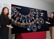 OLED电视热销 LGD上半年OLED面板出货倍增