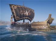 IGN公布《刺客信条:奥德赛》海战模式 战神带你一览新玩法!