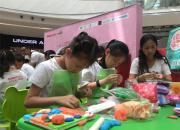 启发儿童创造力 格兰仕mini洗衣机演绎健康洗衣skr