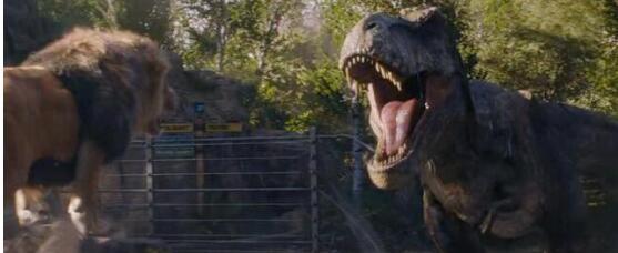 创维65Q6A全面屏电视 感受侏罗纪世界2凄美片段