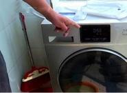 男子千挑万选买洗衣机,结果大牌洗衣机,罢工耍大牌:美的,任性