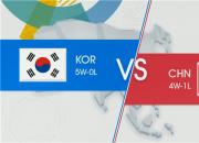 中韩对决未复仇成功 战神邀您一同为中国队助威!