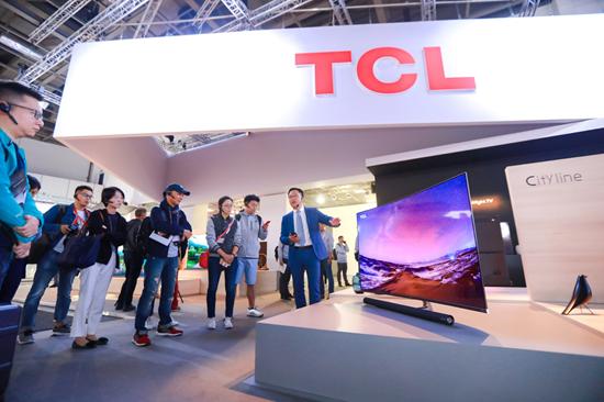 2018 IFA大展直击:TCL电子打造智能生态产品全新矩阵