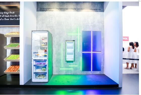TCL冰箱洗衣机耀动IFA展 世界舞台彰显大国品牌创新魅力