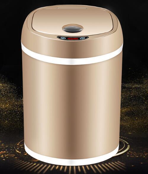 抑菌除味,智能垃圾桶支招卫生间