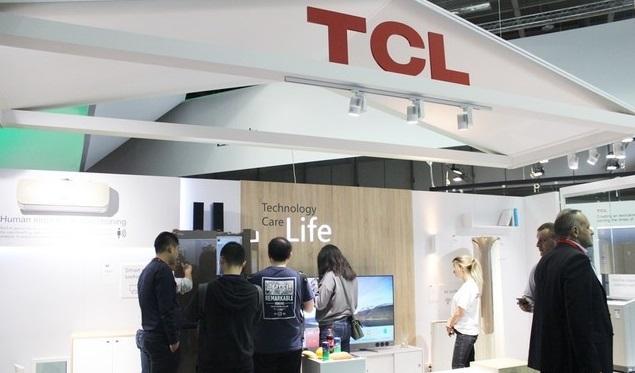 IFA TCL展台探访:带你了解不一样的冰洗新品!