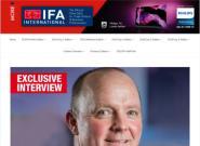 大胆前卫的设计!飞利浦引领 IFA 电视未来风潮