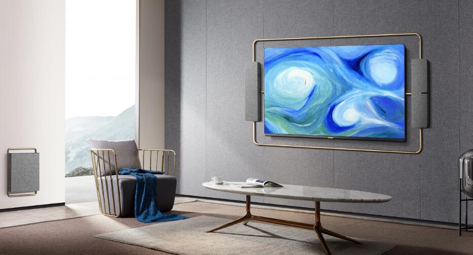 TCL创意出品  与何穗一同领略XESS浮窗全场景TV之美