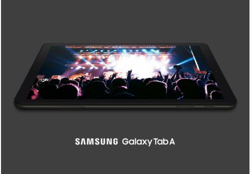 适合全家人使用:三星推出Galaxy Tab A 10.5