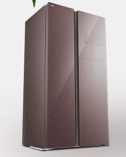 不惧节假考验 先购一台TCL 651升 风冷无霜变频对开门电冰箱