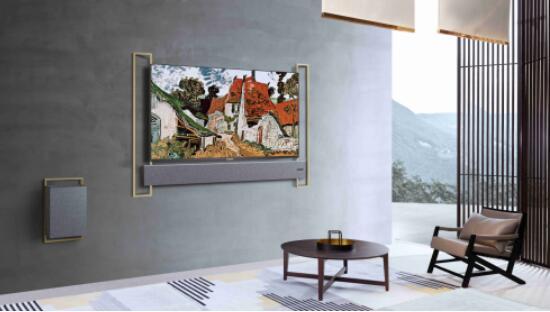 艺术可熏陶,XESS浮窗全场景TV蕴藏的审美教育升级机会-视听圈