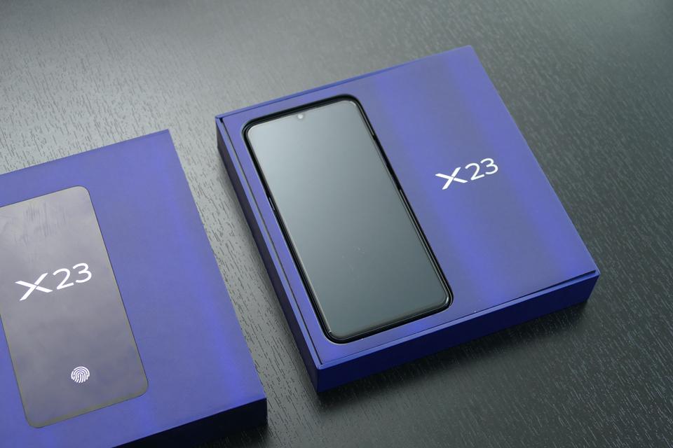 内外兼修 软硬兼备 vivo X23评测
