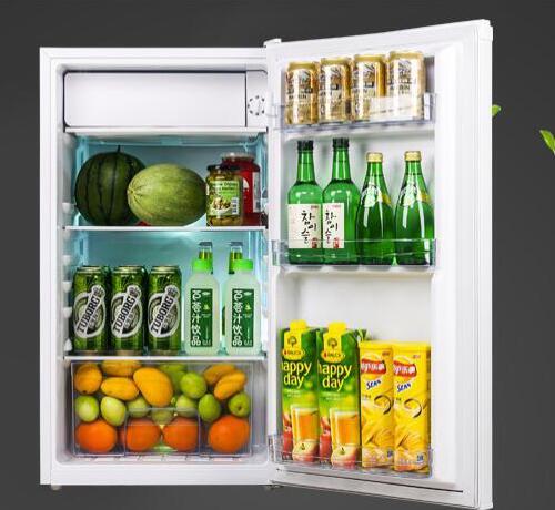 出租屋单身狗的必备神器 单门小冰箱推荐