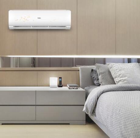 海尔冷暖变频空调 呵护父母健康的中秋好礼