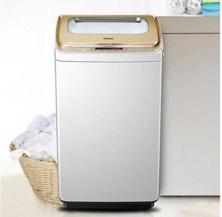专为宝宝健康而生 海尔小小神童洗衣机