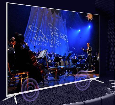 康佳E75U人工智能大屏幕  轻松畅享堪比影院的震撼视觉体验