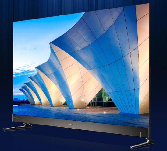 康佳LED55R2 55�夹卤淦瞪�态电视 享受天籁单色全方位萦绕