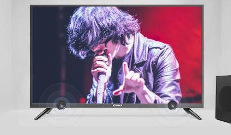 小卧室的最爱 康佳LED32E330C 32英寸窄边液晶康佳电视机