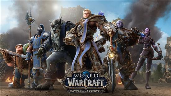 《魔兽世界》推出8.1版本更新 神舟新品迎来大升级