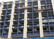 4天安装85台 海尔租用吊篮为用户装空调