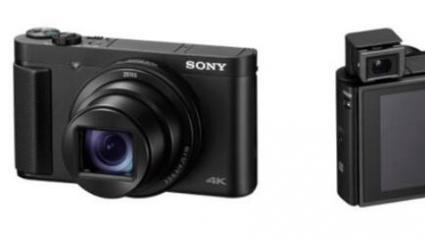 索尼发布大变焦便携相机HX99/WX700