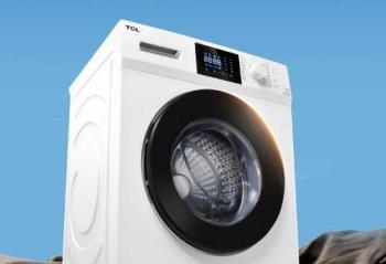 再也不担心衣服染色  选TCL10公斤全自动滚筒洗衣机