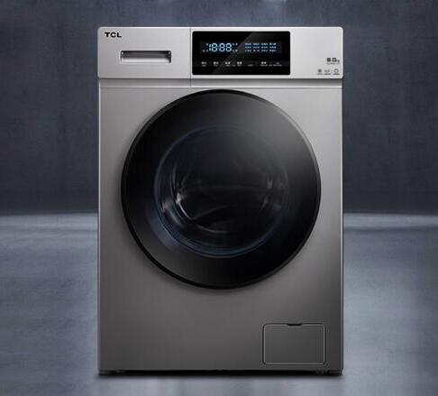 免污护衣皆不可少 TCL 8公斤免污式全自动变频滚筒洗衣机